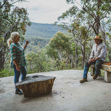 Blue Mountains Cabin Tours